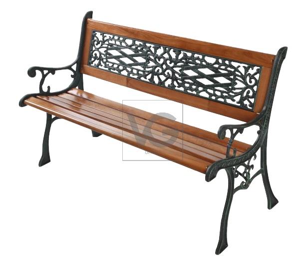 Садовая скамейка Делис купить в Москве