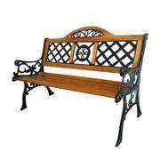 Садовая скамейка Венеция купить в Москве