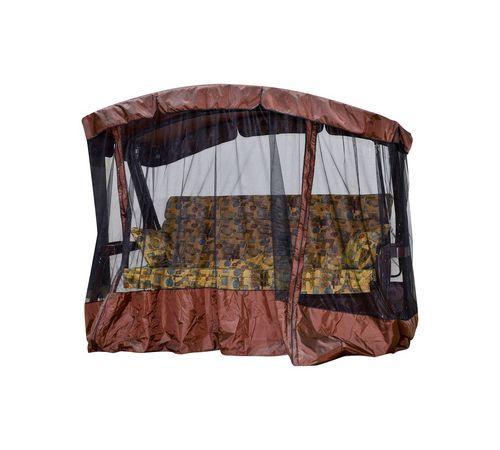 качели Монте Карло Шоколад с мокитной сеткой