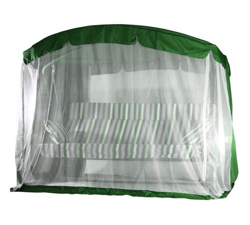 москитная сетка для качелей Монако зелёная