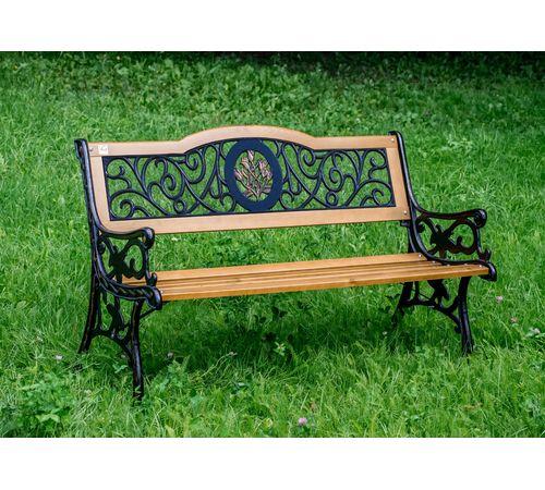 Садовая скамейка Лилия купить в Москве